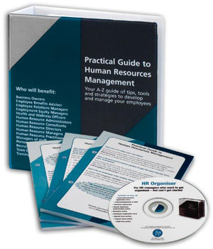 the practical guide to human resources management handbook