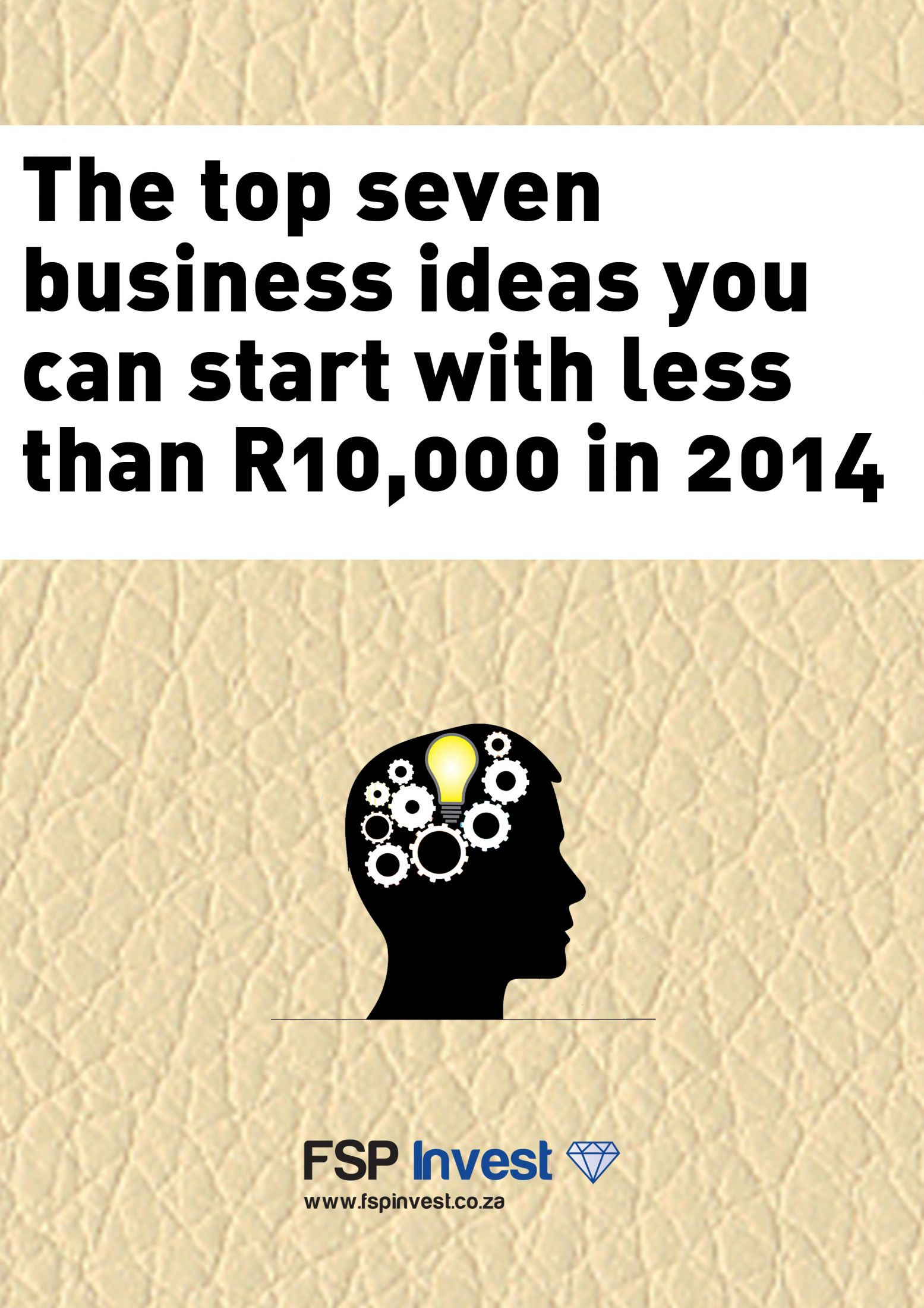 Top seven business ideas you can start with less than R10