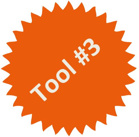 Tool No 3!
