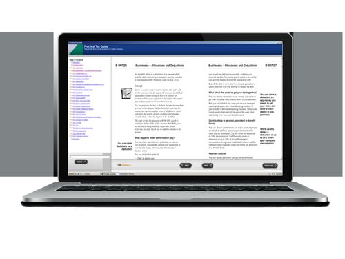 Digital Practical Tax Guide